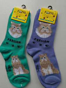 Persian Feline Collection Socks   FFC-14
