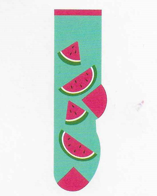 Watermelon Kids Socks  FG-10