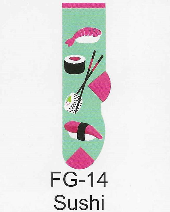 Sushi Kids Socks  FG-14