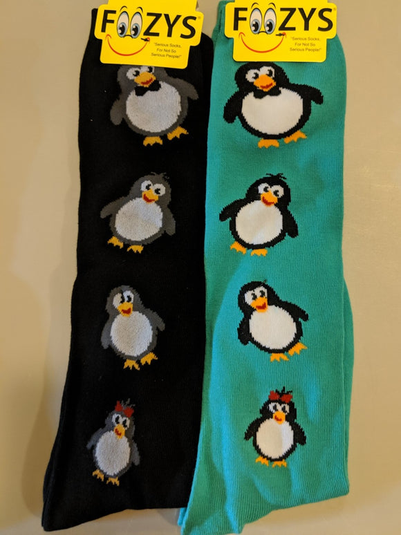 Penguin KNEE HIGH Socks  FK-13