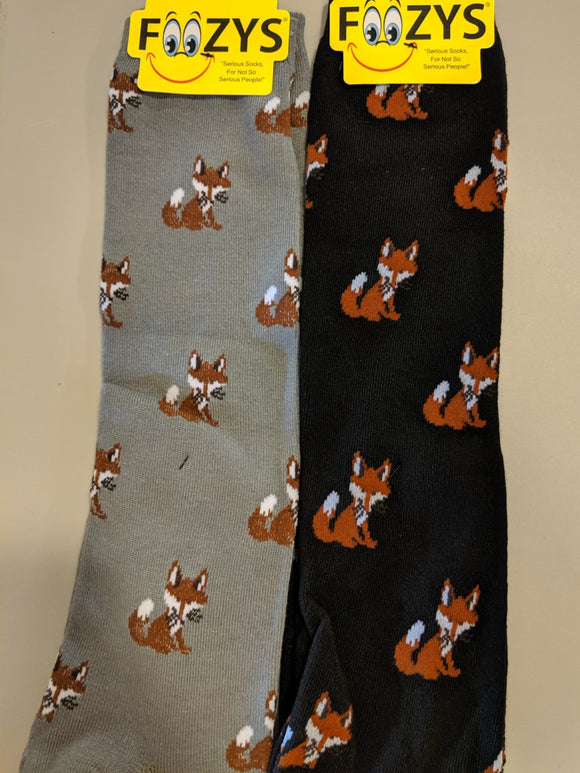 Fox KNEE HIGH Socks  FK-14
