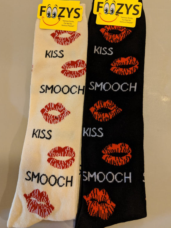 Kiss & Smooch KNEE HIGH Socks  FK-26