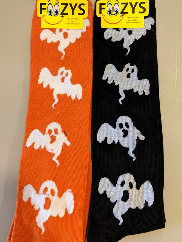 Ghosts Halloween KNEE HIGH Socks  FK-29