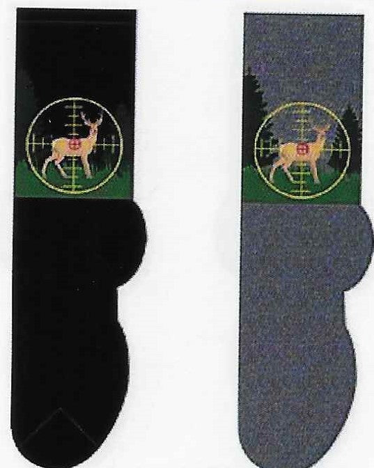 Hunting Men's Socks  FM-02