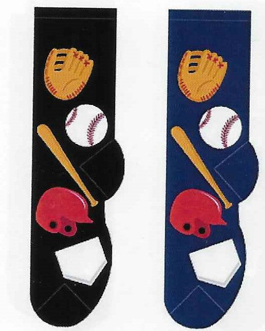 Baseball Men's Socks   FM-07