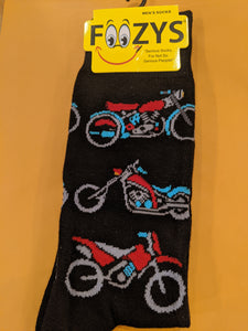 Motorcycle Men's Socks  FM-16