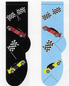 Racing Cars Men's Socks  FM-28