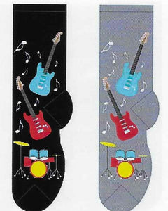 Rock & Roll Men's Socks  FM-39