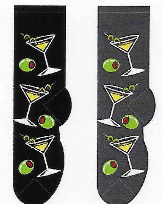 Martini Men's Socks  FM-43