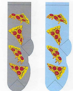 Pizza Slice Men's Socks FM-45