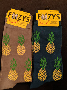 Pineapples Men's Socks  FM-61