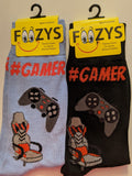 #Gamer Men's Socks   FM-72