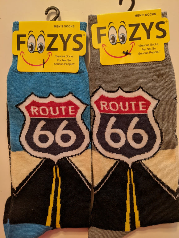 Route 66 Men's Socks   FM-99