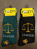 Lawyer Men's Socks  FM-42