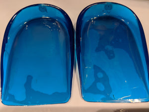 Men's Heel Cups for Shoes One Size Fits Most  -  ON SALE NOW