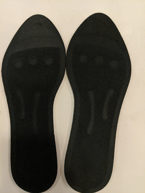 Liquid Glycerin Gel-Filled Massaging Insoles  Size - M