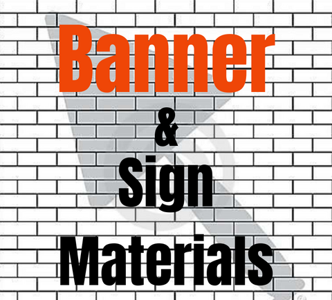 Banner and Sign HP Paper
