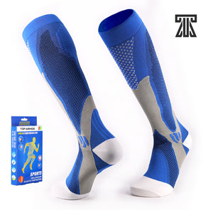 20-30 mmHg Compression Socks ( 2 Pairs )