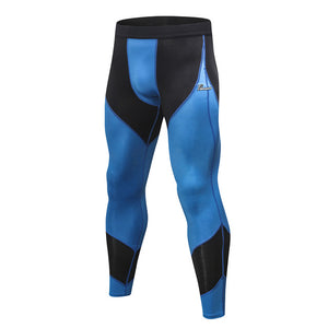 Men's Compression Tights Running Workout