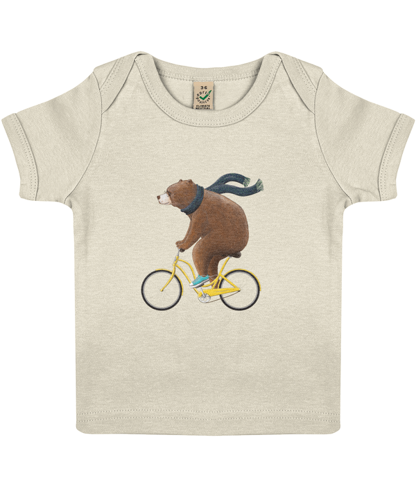 The Explorer - Baby T-Shirt