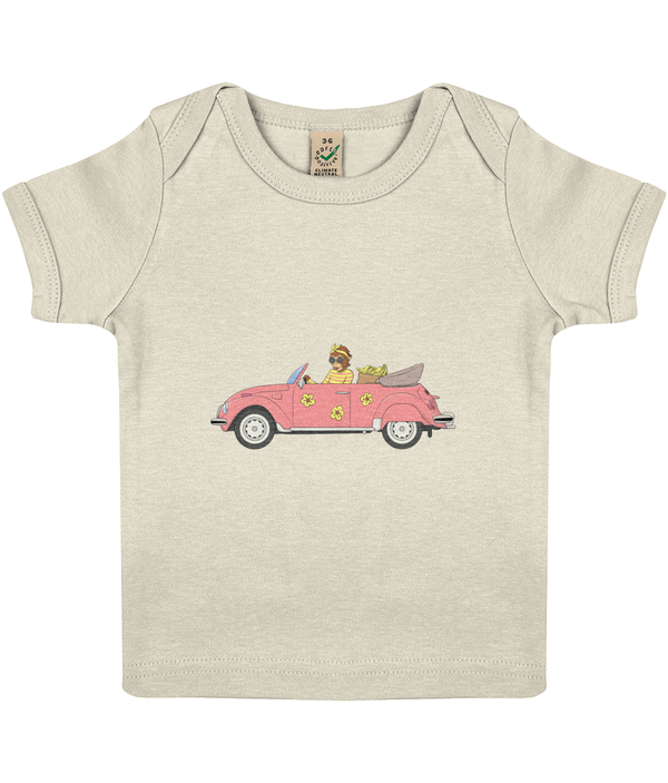 The GrAPE Escape - Baby Lap T-Shirt