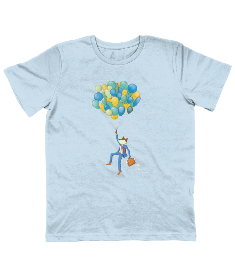 The Curious Fox - Classic T-Shirt