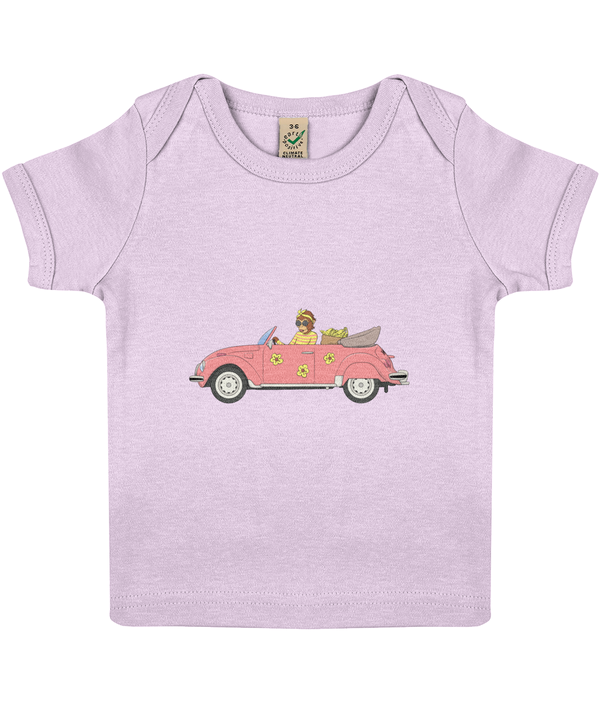 The GrAPE Escape - Baby T-Shirt
