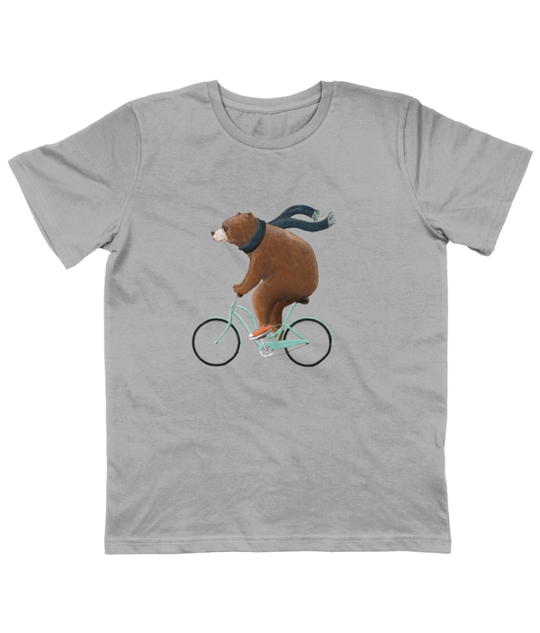 The Explorer- Classic Jersey T-Shirt