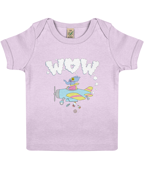 The Benevolent Elephant - Baby T-Shirt