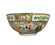Chinese Rose Medallion Bowl