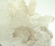 Massive Fish Tail Angel Wings Selenite Crystal
