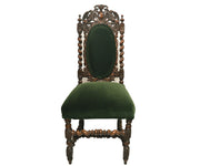 Set of Six Antique French 19th Century Chairs