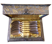 Sterling tea spoon set