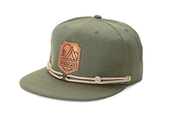 Olive Crownpoint zumiez Findlay Hats