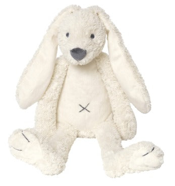 Ivory Rabbit Richie Plush Animal by Happy Horse