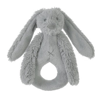 Newcastle Classics Grey Rabbit Richie Rattle by Happy Horse