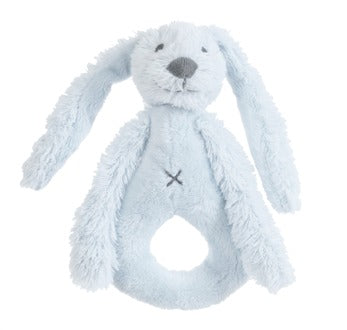 Newcastle Classics Blue Rabbit Richie Rattle by Happy Horse