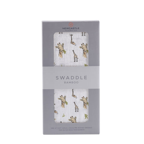 Hungry Giraffe Swaddle