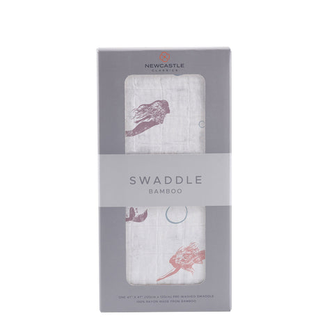 Mermaids Swaddle