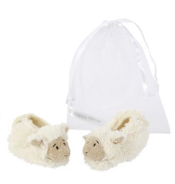 Newcastle Classics Lammy Slippers with bag by Happy Horse