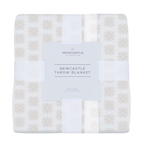 Traveler Dot Newcastle Throw Blanket