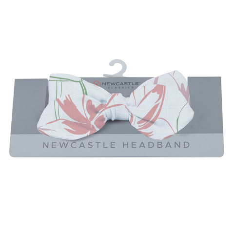 Water Lily Newcastle Headband