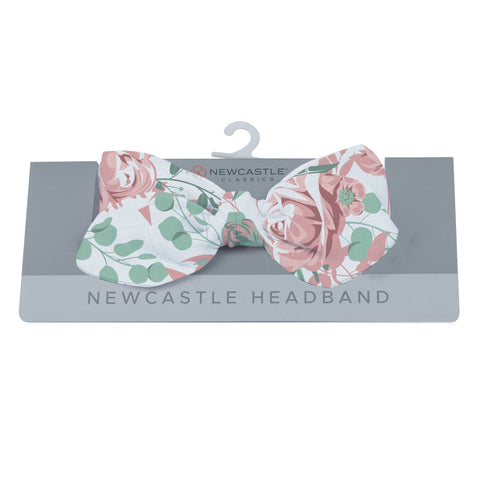 Desert Rose Newcastle Headband
