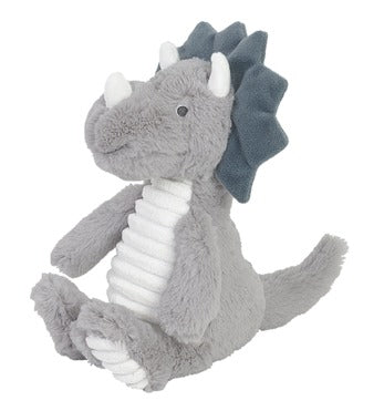 Triceratops Tris Plush Animal by Happy Horse