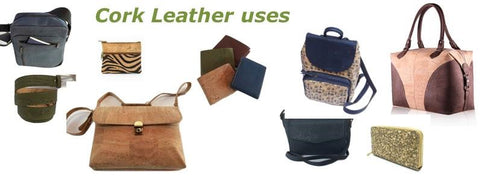 Cork Leather Fashion changing the Planet
