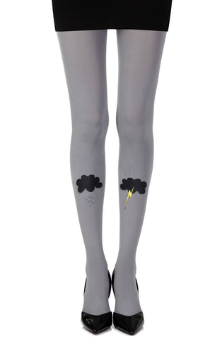 "Zohara ""The Perfect Storm"" Hosiery Tights - MostDesirable.co.uk"