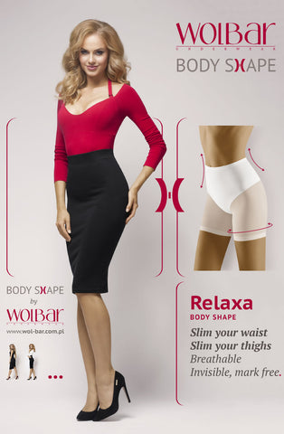 Wolbar Relaxa Shapewear - MostDesirable.co.uk