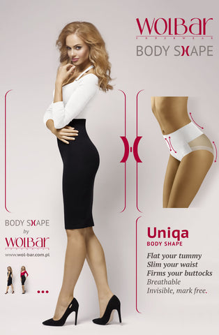 Wolbar Uniqa Shapewear - MostDesirable.co.uk