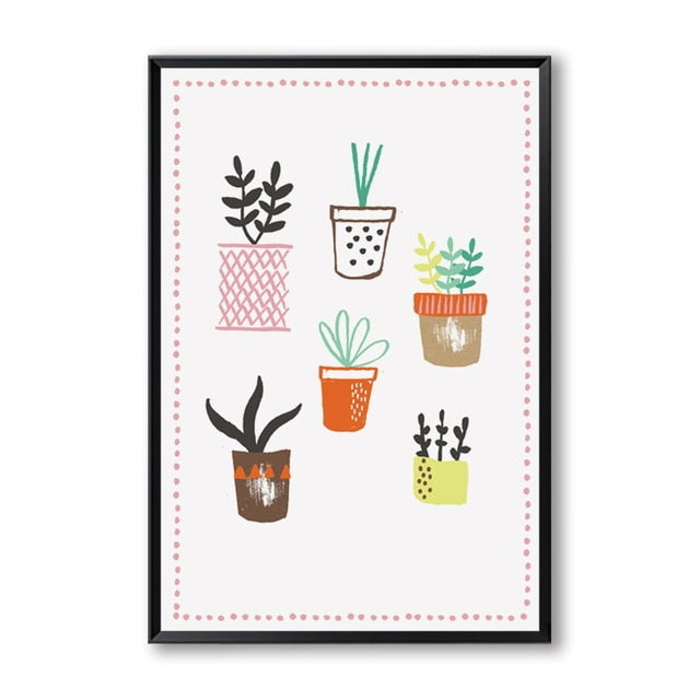 Nordic Potted Plants