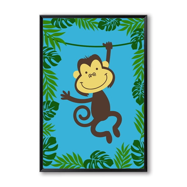 Kawaii Monkey Art